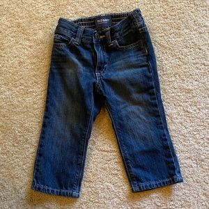 Old Navy Bottoms - Old Navy Jeans 12-18M